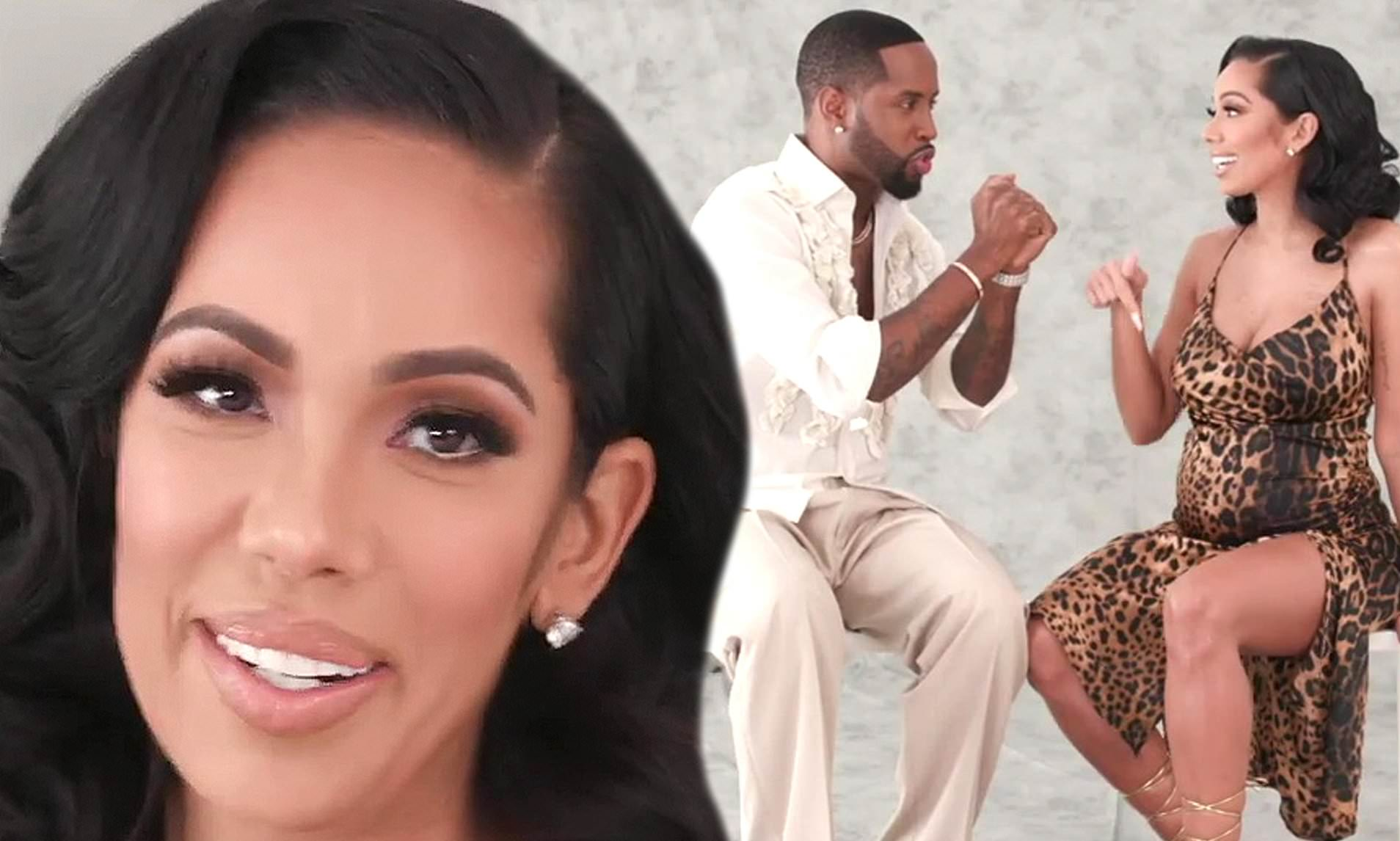 Erica Mena Shares A New Look – Check Out Her Blonde Locks In This Photo!