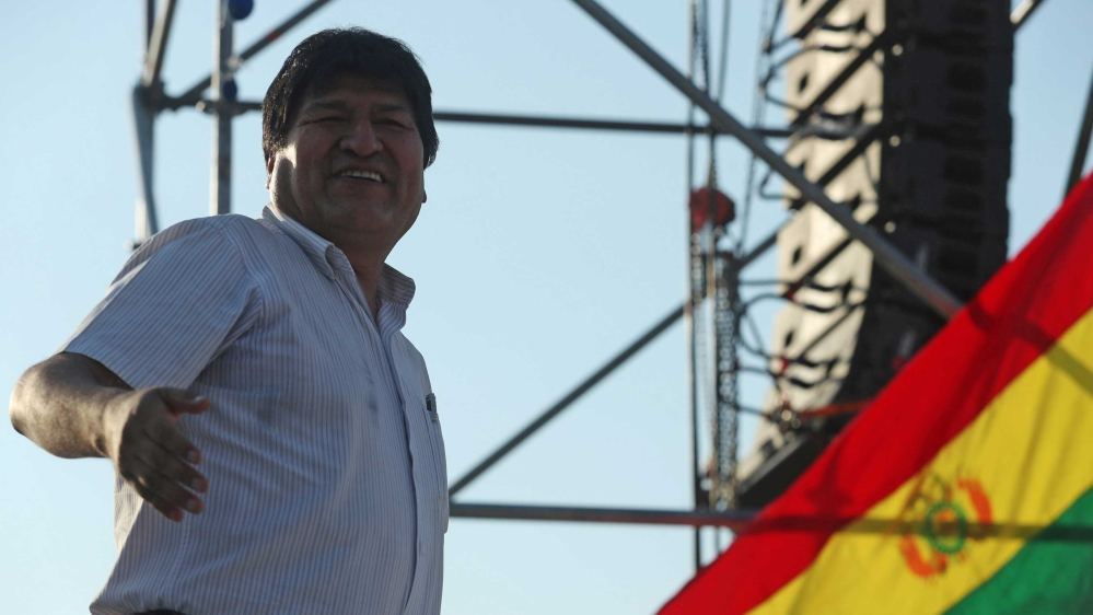 HRW: Terrorism charges against Morales 'politically motivated'
