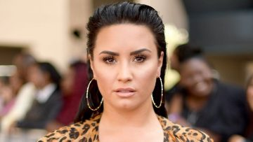 Demi Lovato Opens Up About Past 'Suicidal Thoughts And Depression' In Comforting Message