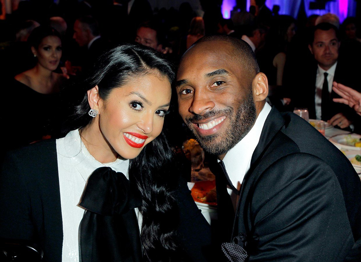 Vanessa Bryant Sues The LA Sheriff's Department Over Taking And Sharing Unauthorized Photos Of Kobe And Gianna's Crash Site And Causing Her Immense Emotional 'Distress'