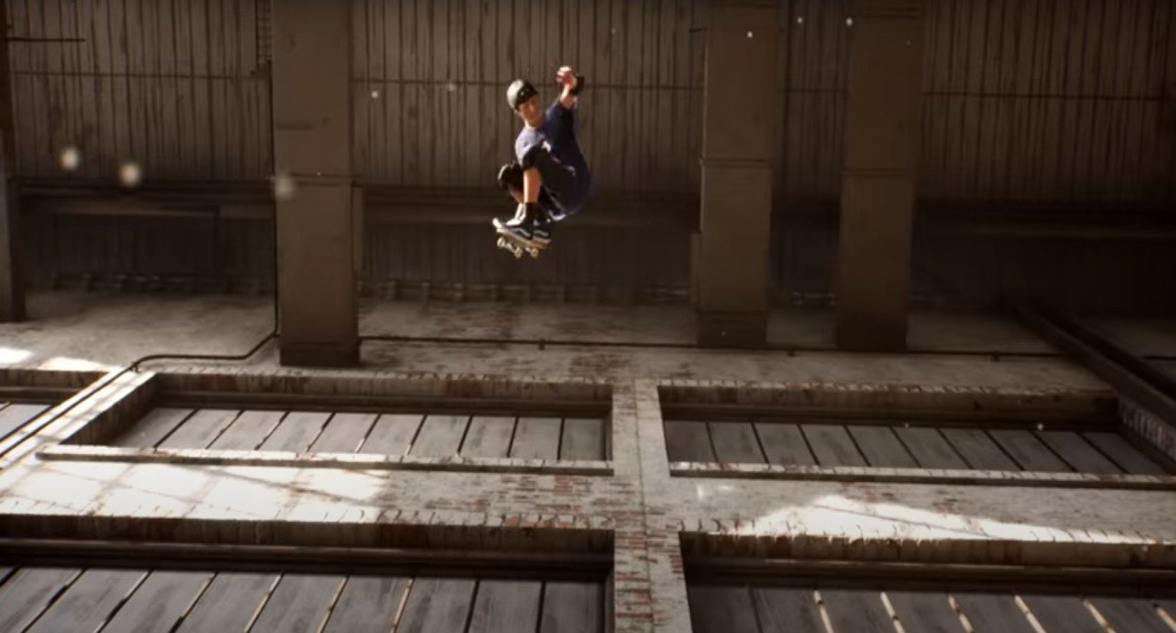 Tony Hawk's Pro Skater 1 And 2 Remastered Is Out Now