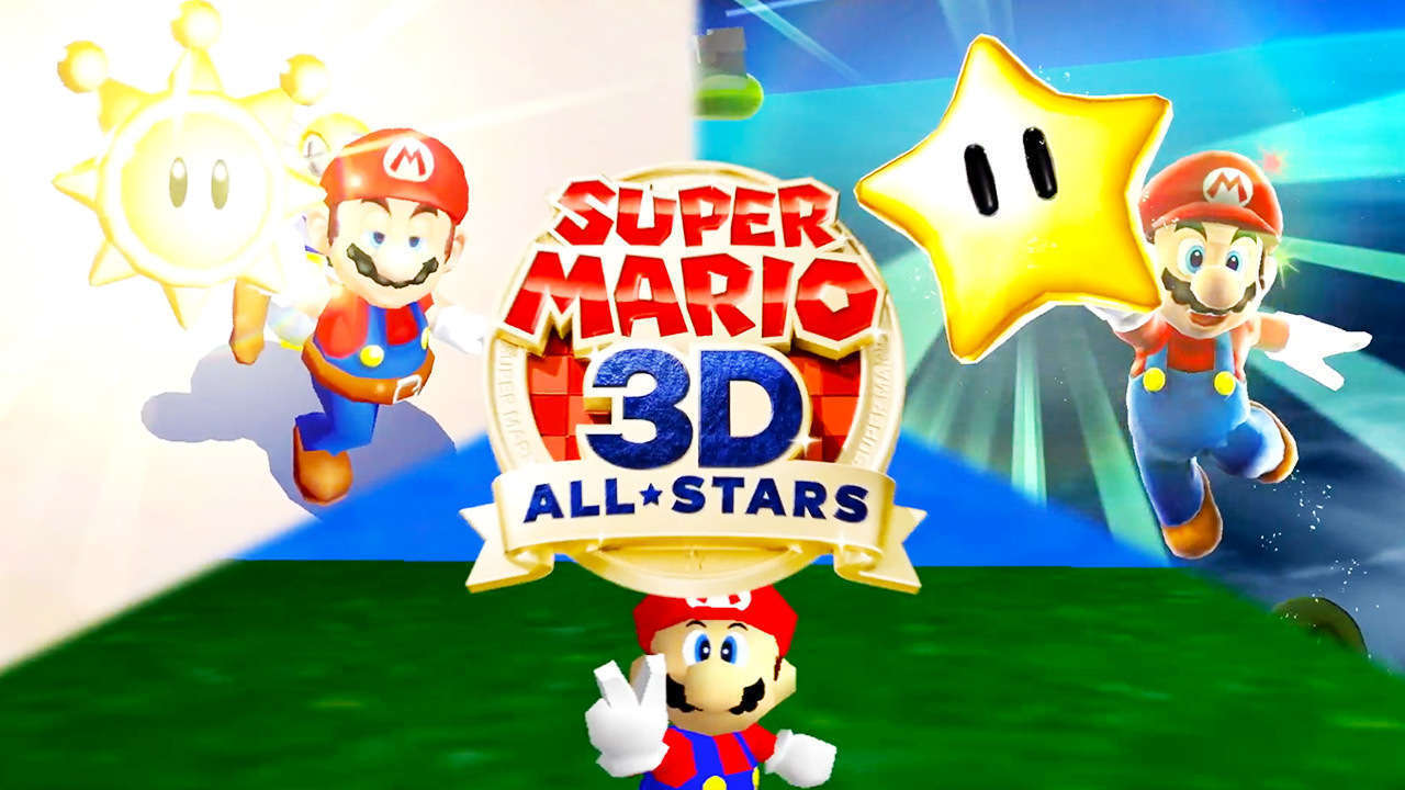 Super Mario 3D All-Stars Is Already Amazon's 2nd Best-Selling Game Of 2020