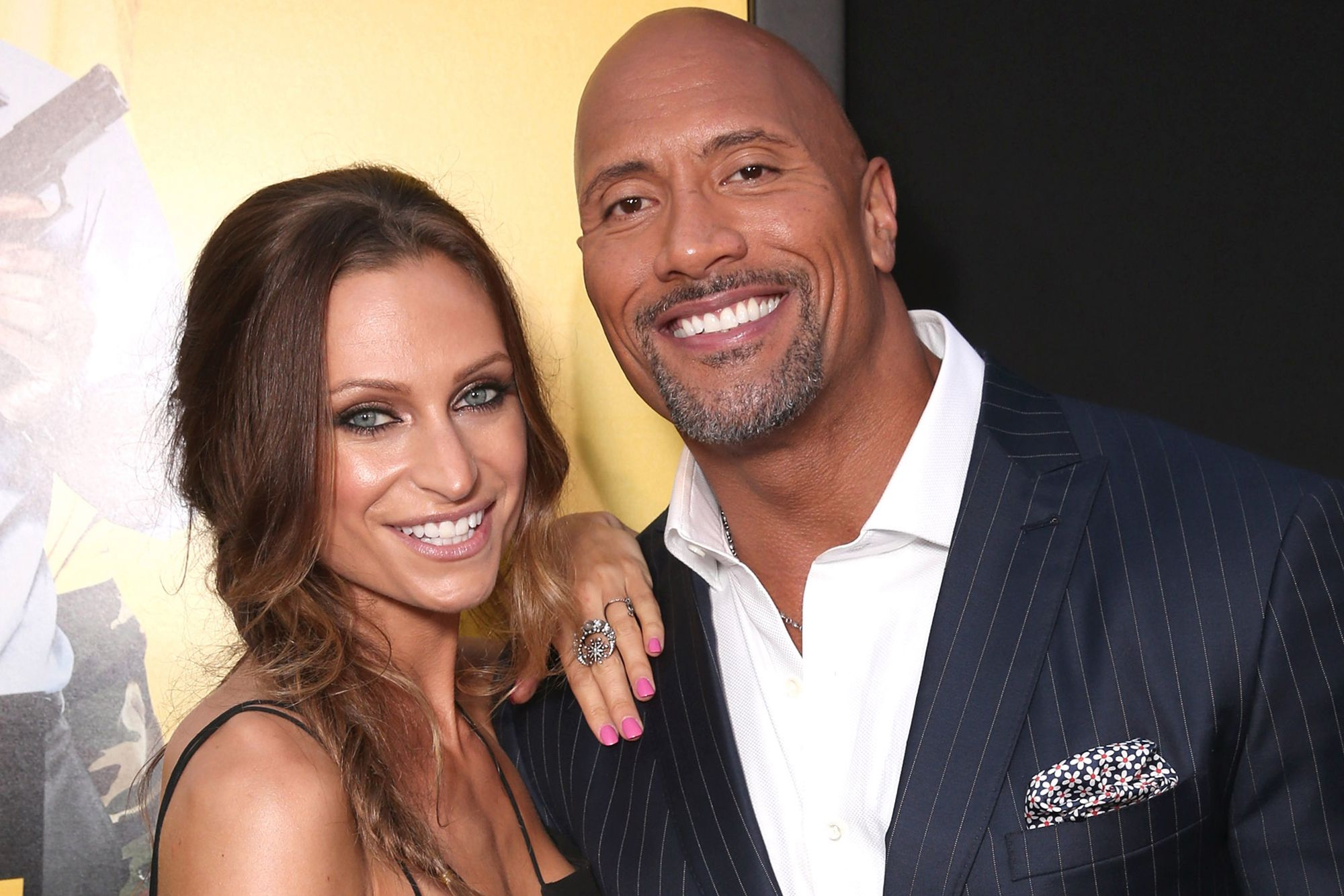 Dwayne 'The Rock' Johnson Pays Sweet Tribute To Wife Lauren Hashian On Her Birthday