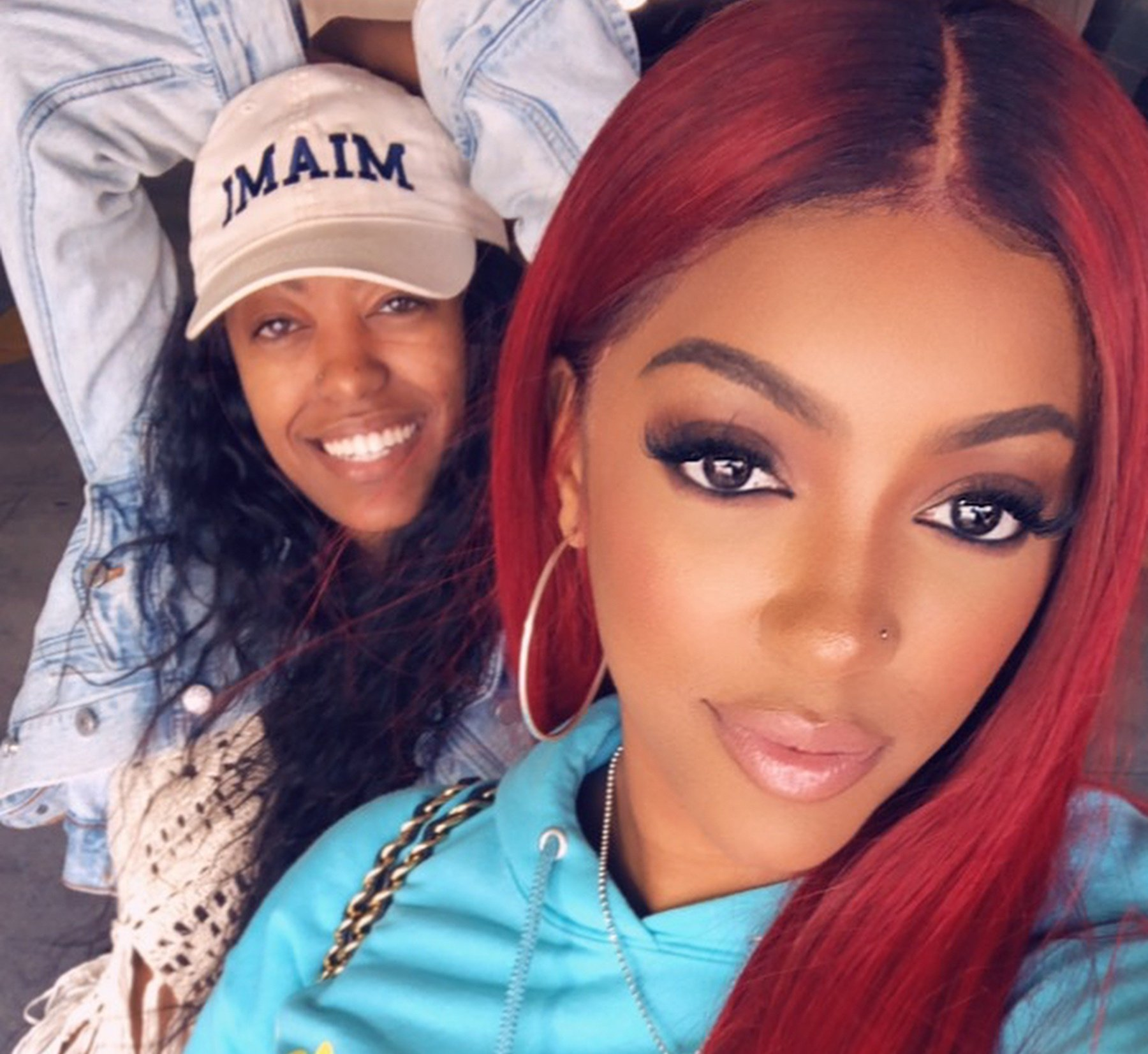 Porsha Williams Flaunts Her Line Of Sheets And Fans Are In Love With The Products