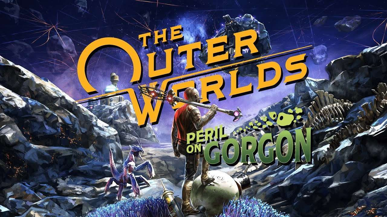 """The Outer Worlds """"Peril On Gorgon"""" DLC Now Available"""