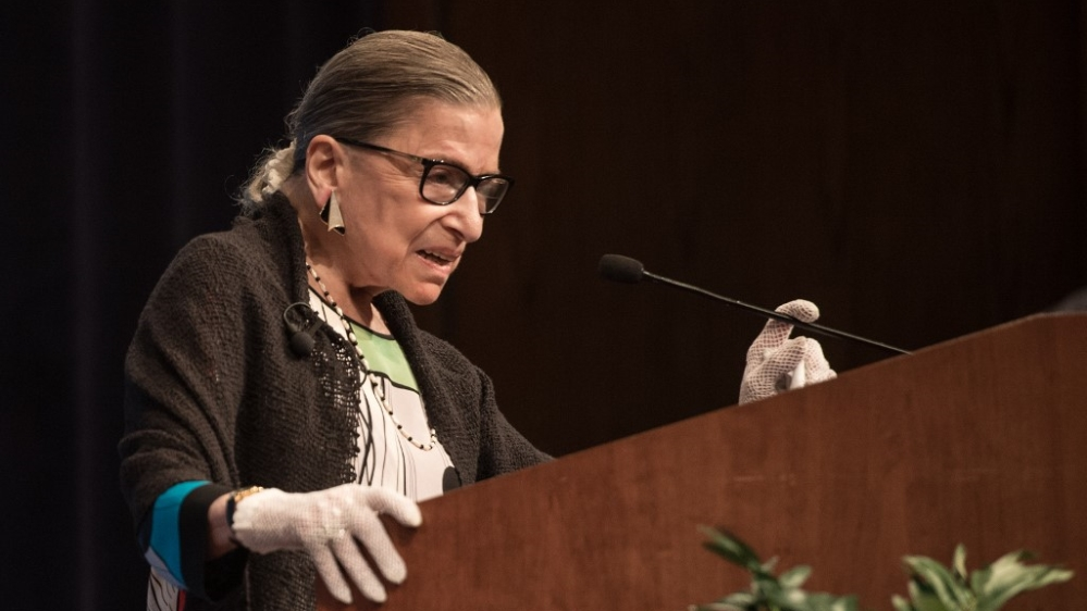 Ruth Bader Ginsburg's legacy of empathy and courage