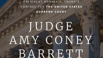 Trump Nominated Amy Coney Barrett to the Supreme Court -- Is She Going to Be Approved?