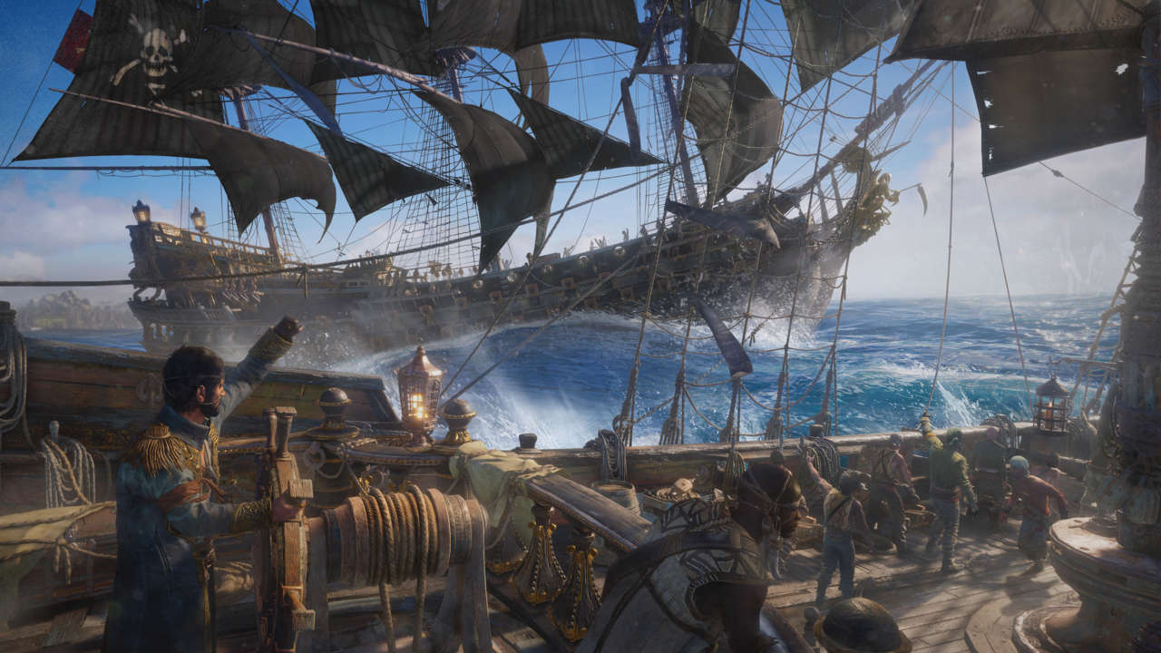 "Ubisoft's Skull And Bones Has A ""New Vision,"" Won't Be At Ubisoft Forward"