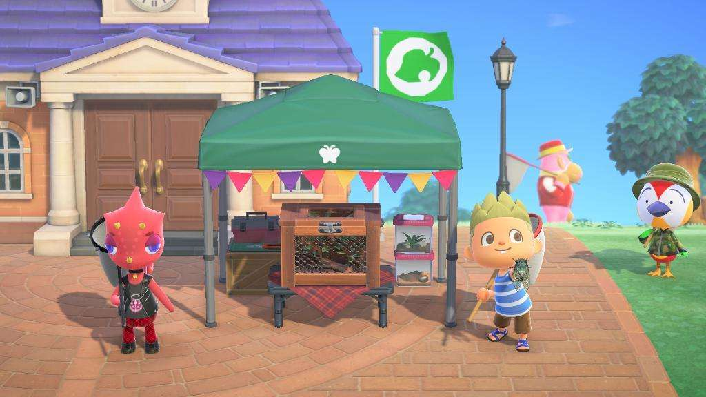 Animal Crossing's Last Bug Off For Northern Hemisphere Players Is This Weekend