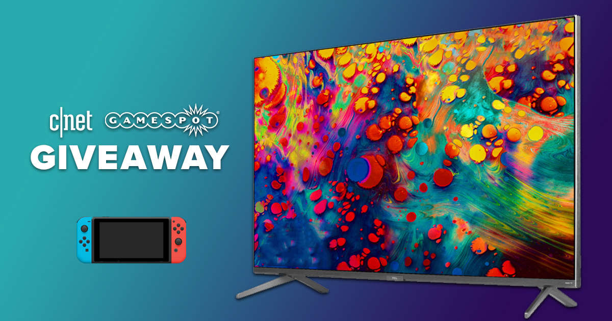 GIVEAWAY: Win A Nintendo Switch And A 65-inch TCL 4K TV*