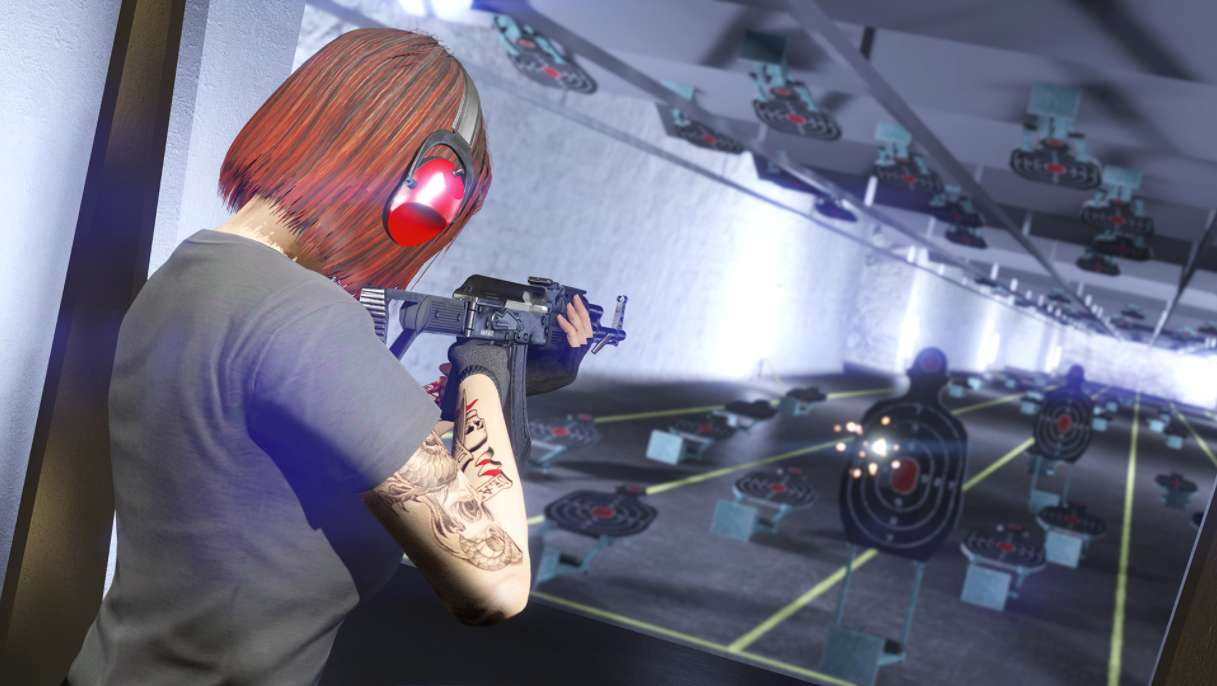 GTA 5 Online Is Paying Out On Business Battles And Has Restocked The Diamond Vault This Week