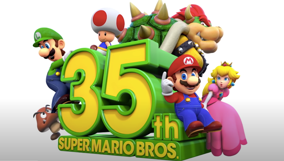 Here's The Advice That Miyamoto Would Give To A 35-Year-Old Mario