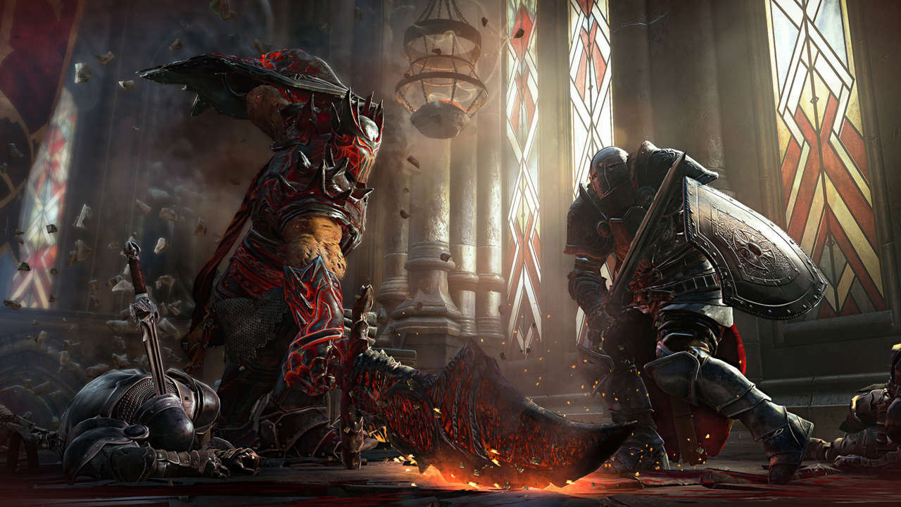 Lords Of The Fallen 2 Being Developed By A New Studio