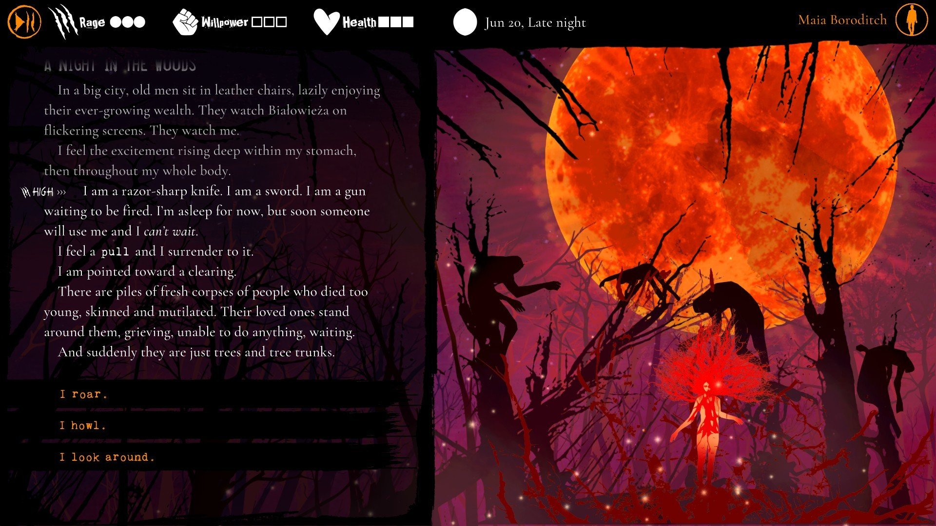 Werewolf: The Apocalypse – Heart of the Forest Is Planning A Release On October 13th Of This Year