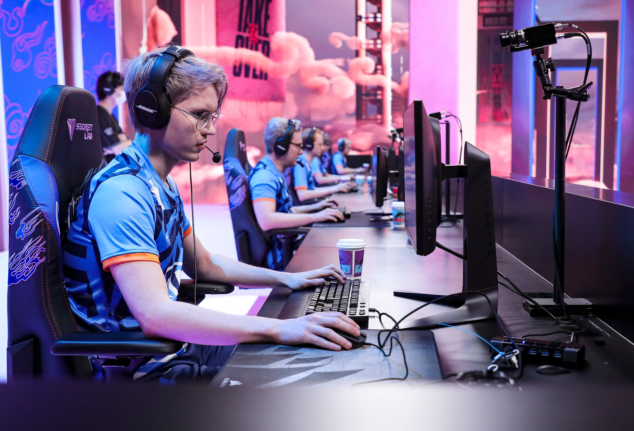 League Of Legends World Championship 2020 Main Group Event Day One: Rogue Vs PSG Talon