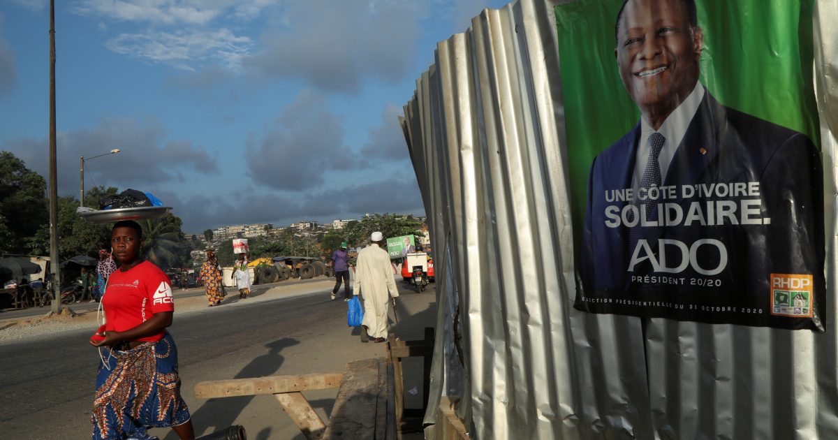 Ivory Coast presidential election: Who are the candidates?