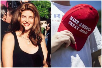 Kirstie Alley Responds To The Backlash She Received After Explaining Why She's Voting For Trump Again!