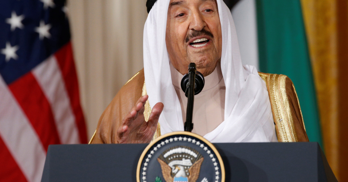 How will the death of Kuwait's Sheikh Sabah affect GCC relations?