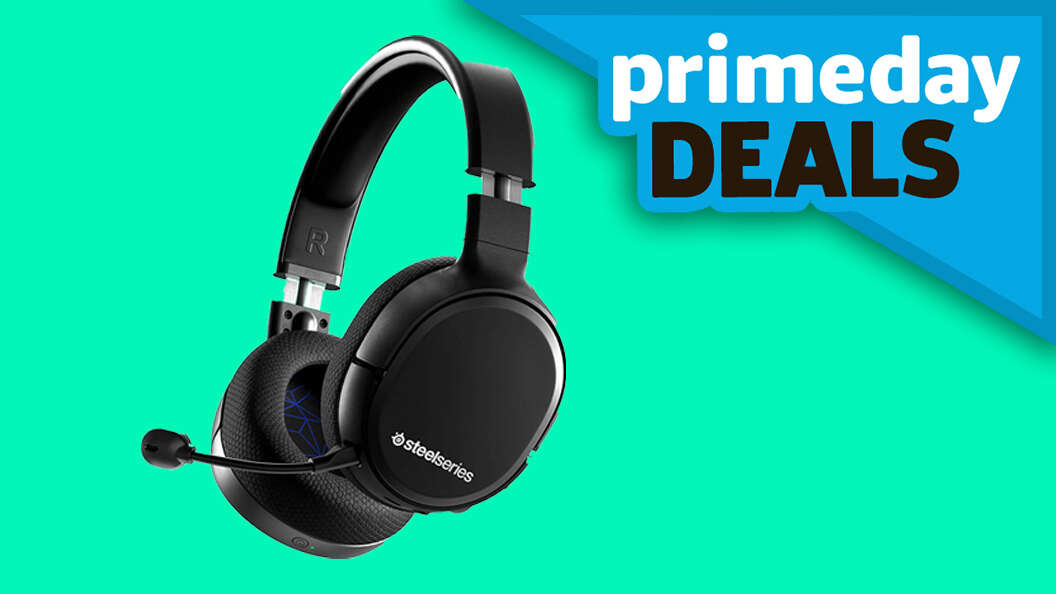 Prime Day: One Of The Best Gaming Headsets For PS5 And Switch Is On Sale [Update: Deal Ended]