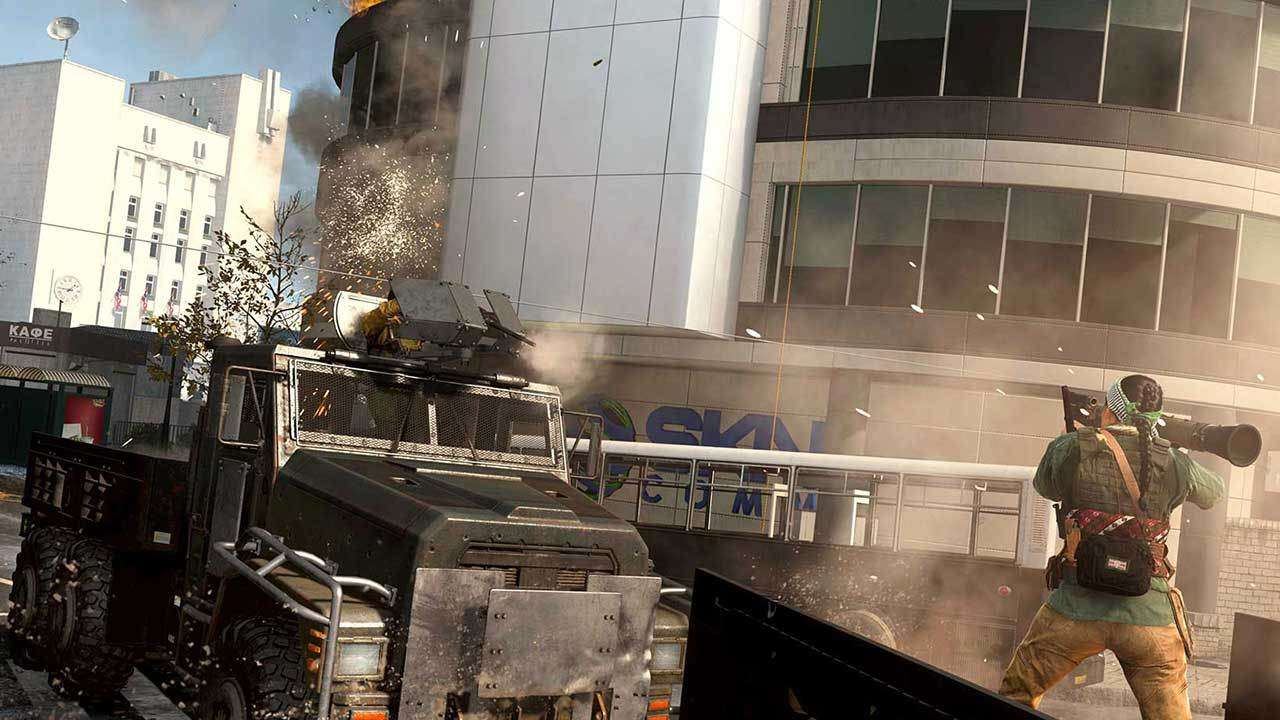 How Call Of Duty: Warzone's New Armored Royale Mode Works