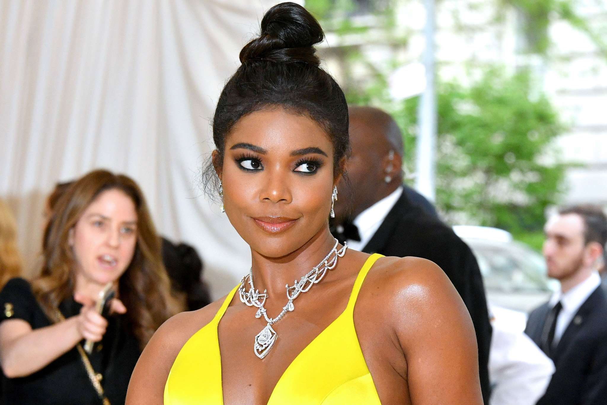 Gabrielle Union Drops A Piece Of Advice For Her Fans – See Her Clip Here