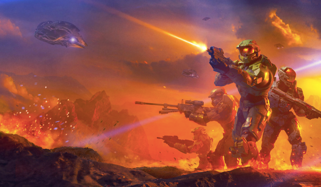 Master Chief Voice Actor Reads An Excerpt From New Halo Novel, Listen Here