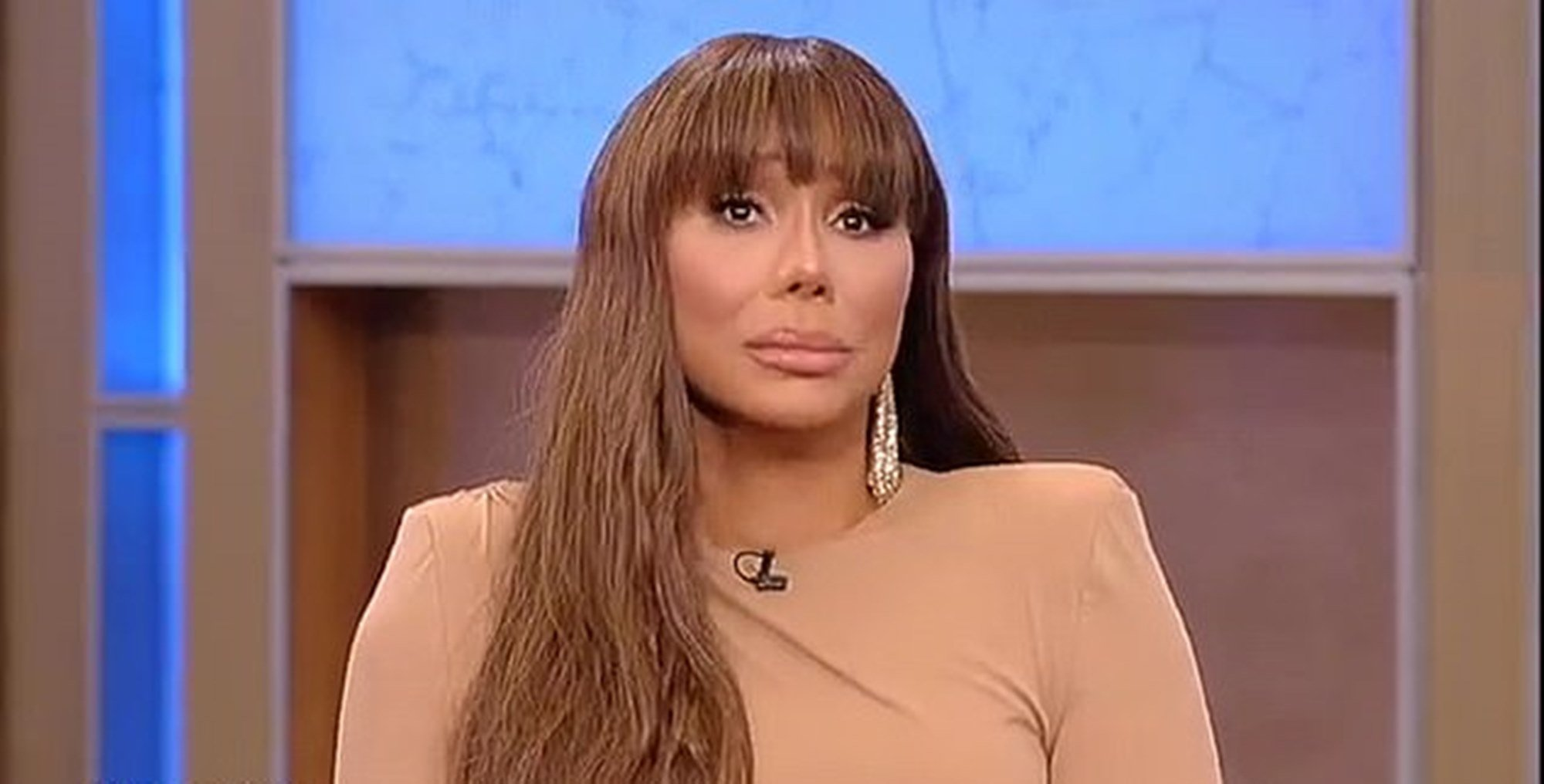 Tamar Braxton Gets Emotional In Tamron Hall Interview Talking About Her Relationship With David Adefeso — In Stunning Statement, He Refuses To Budge