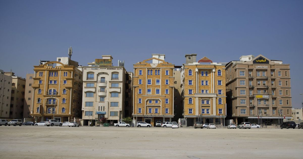 With oil prices low, Saudi Arabia tries to boost property market