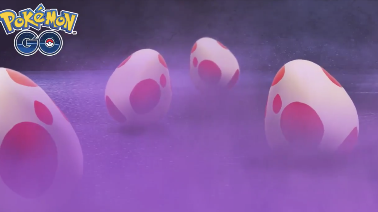 Pokemon Go Appears To Be Adding Team Rocket Eggs [UPDATE]
