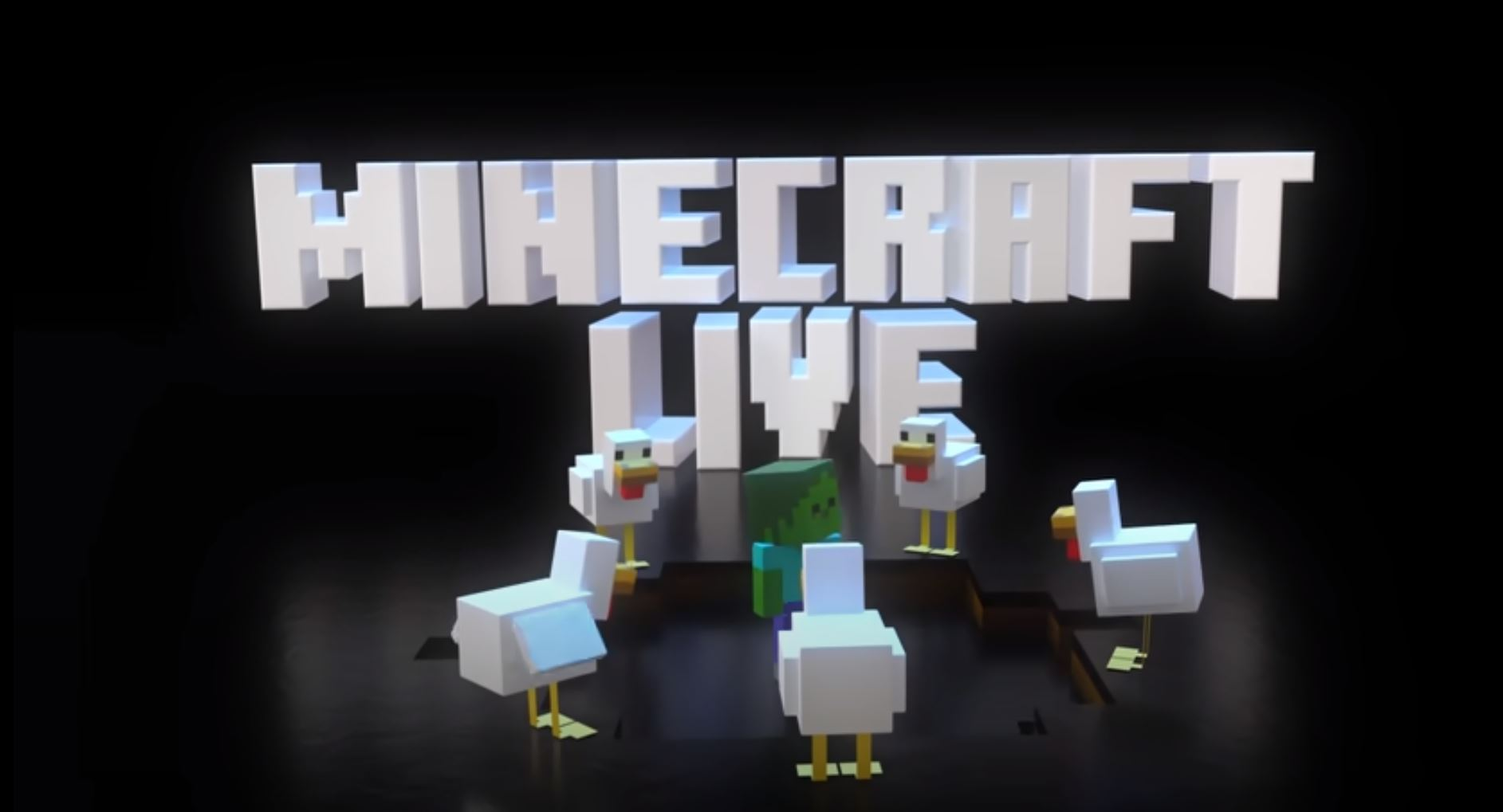 Minecraft Live: The Votes Are In And The New Mob For Minecraft Is the Glow Squid From Minecraft Earth