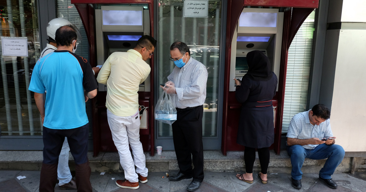 Humour, resignation, despair: Living with inflation in Iran