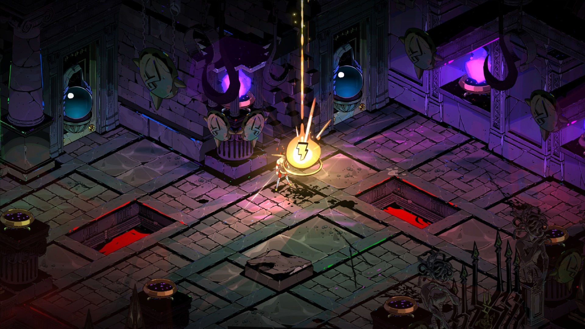 Hades Dev Shows How Much Work Goes Into Its Gorgeous Visuals