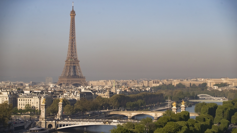 Two women stabbed at Eiffel Tower in apparent racist attack