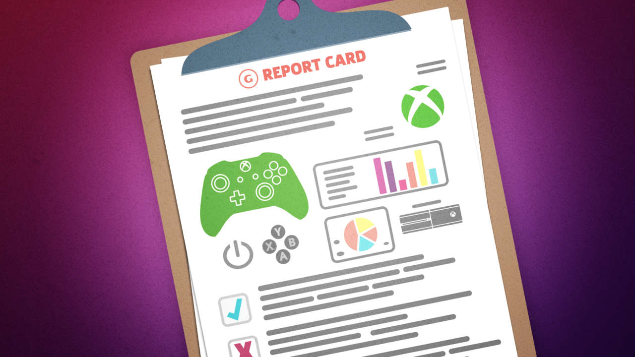 Xbox One Report Card – Last One Out, Get the Lights