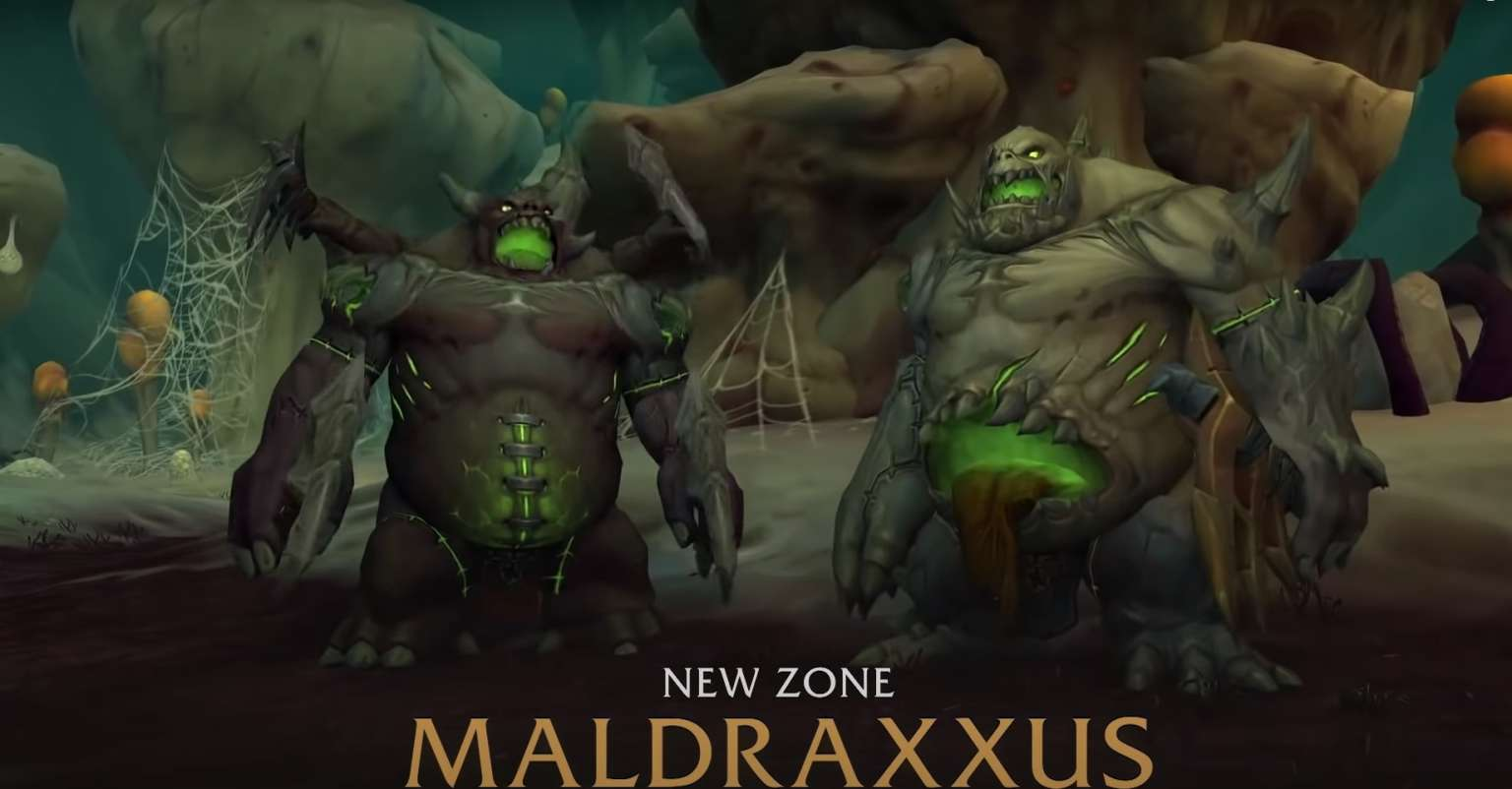 Recent World Of Warcraft: Shadowlands Beta Builds Bring Various Nerfs And Changes To Shadowlands Dungeons