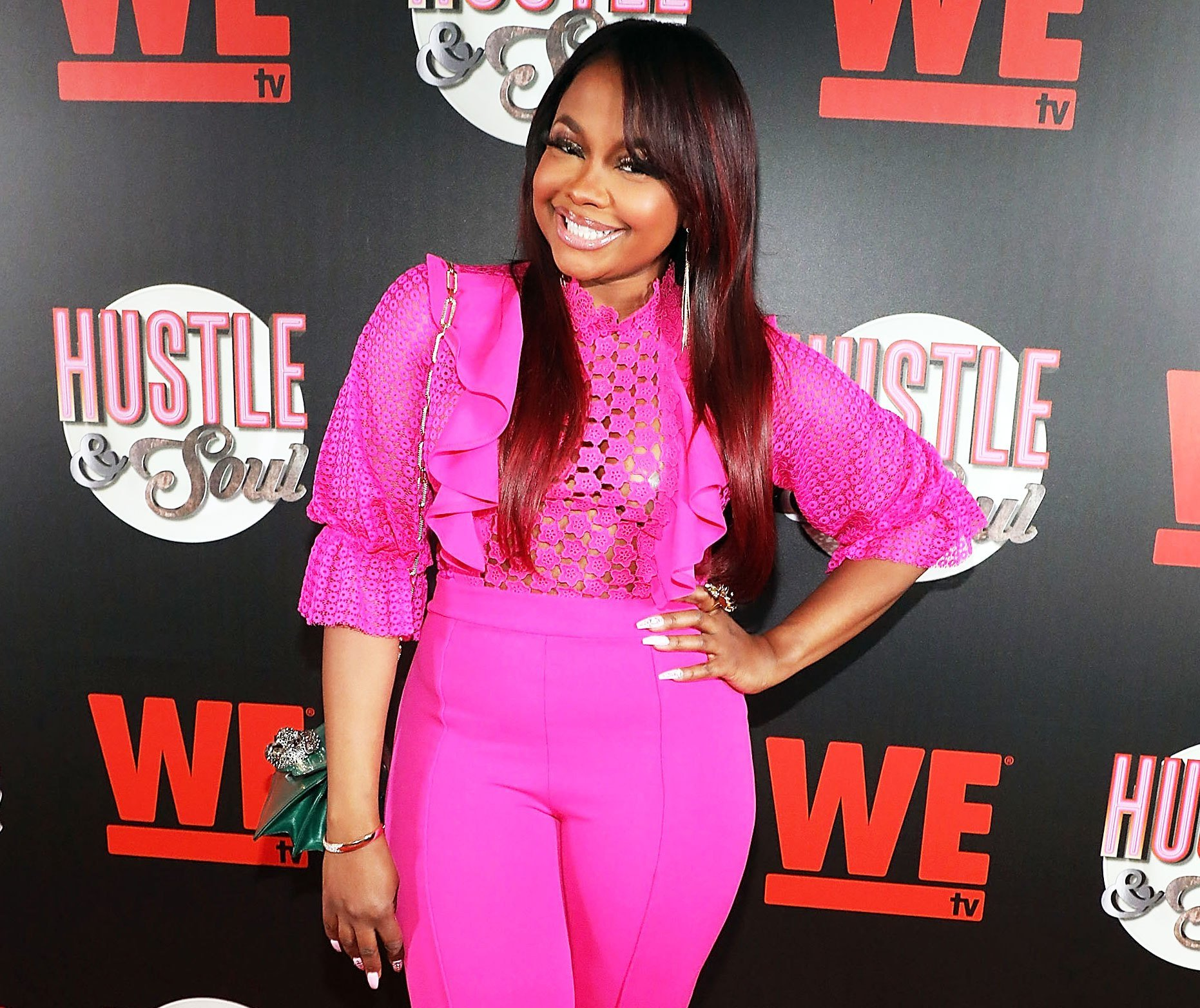 Phaedra Parks Continues To Ask For Justice For Breonna Taylor