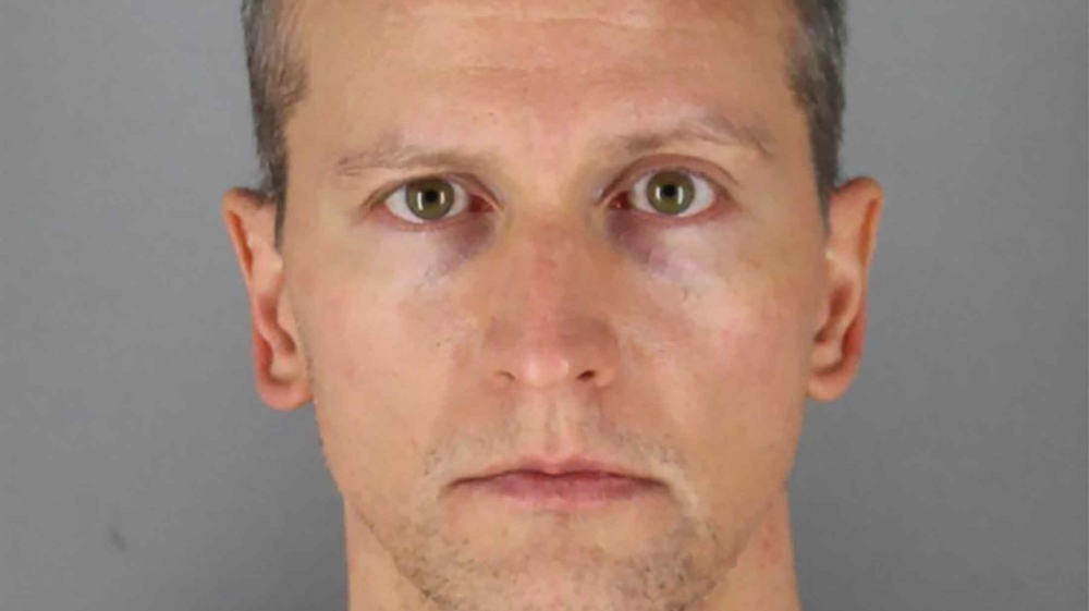 Ex-cop Chauvin charged in George Floyd's death freed on bail