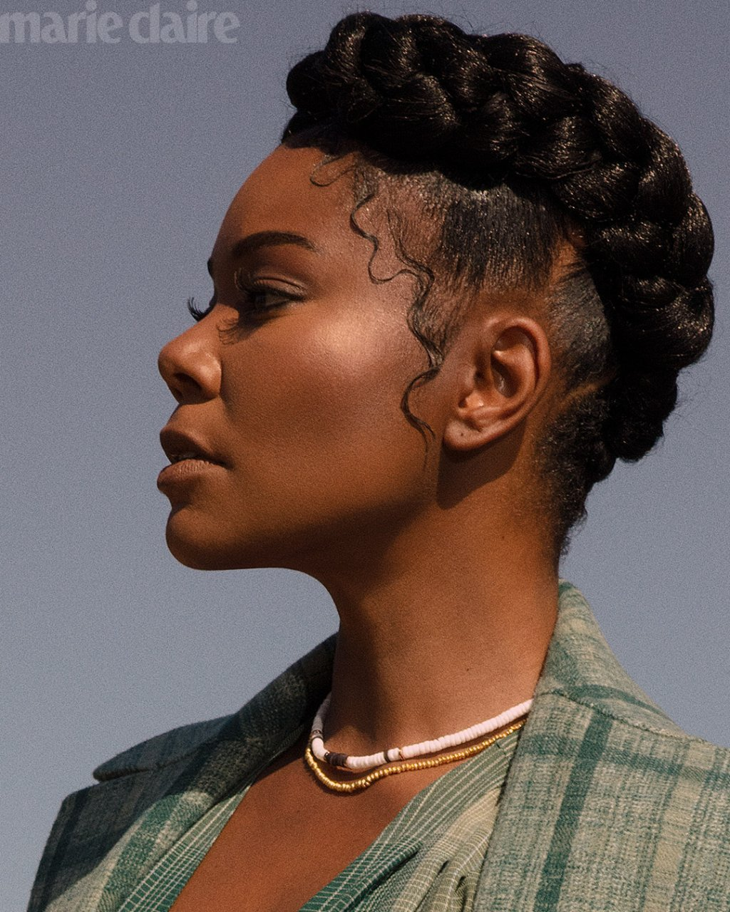 Gabrielle Union Is Comfortable In Her Own Skin – See More Pics From The Marie Claire Photo Shoot
