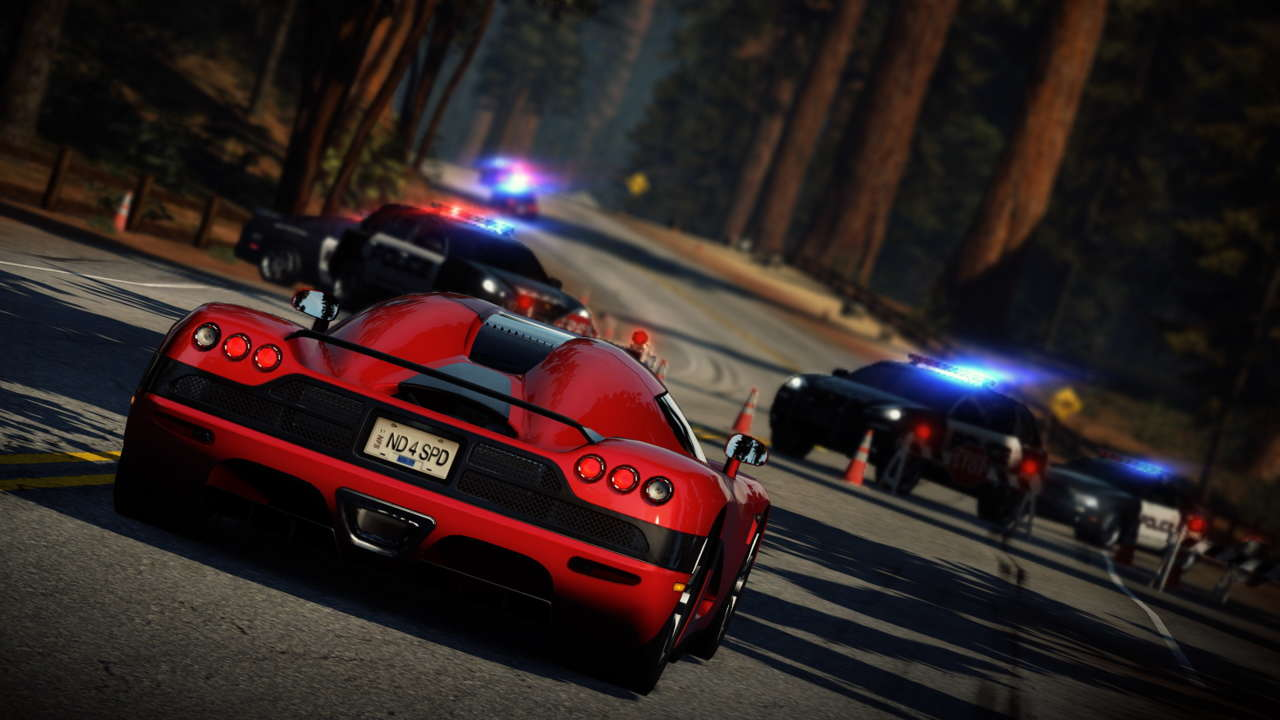 Need For Speed: Hot Pursuit Remastered Announced, Releases In November