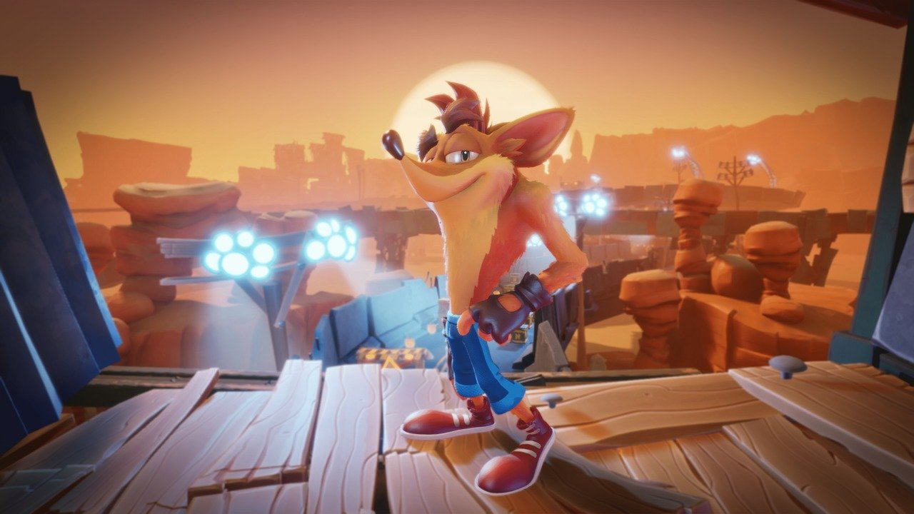 Though It's Not Official, All Signs Point To Crash Bandicoot 4: It's About Time Coming To PS5 And Xbox Series X