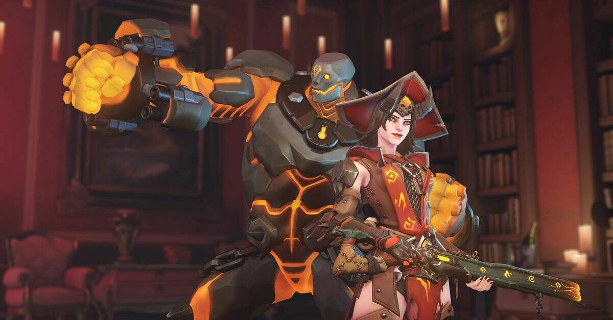 Overwatch Halloween Event Now Live On All Platforms
