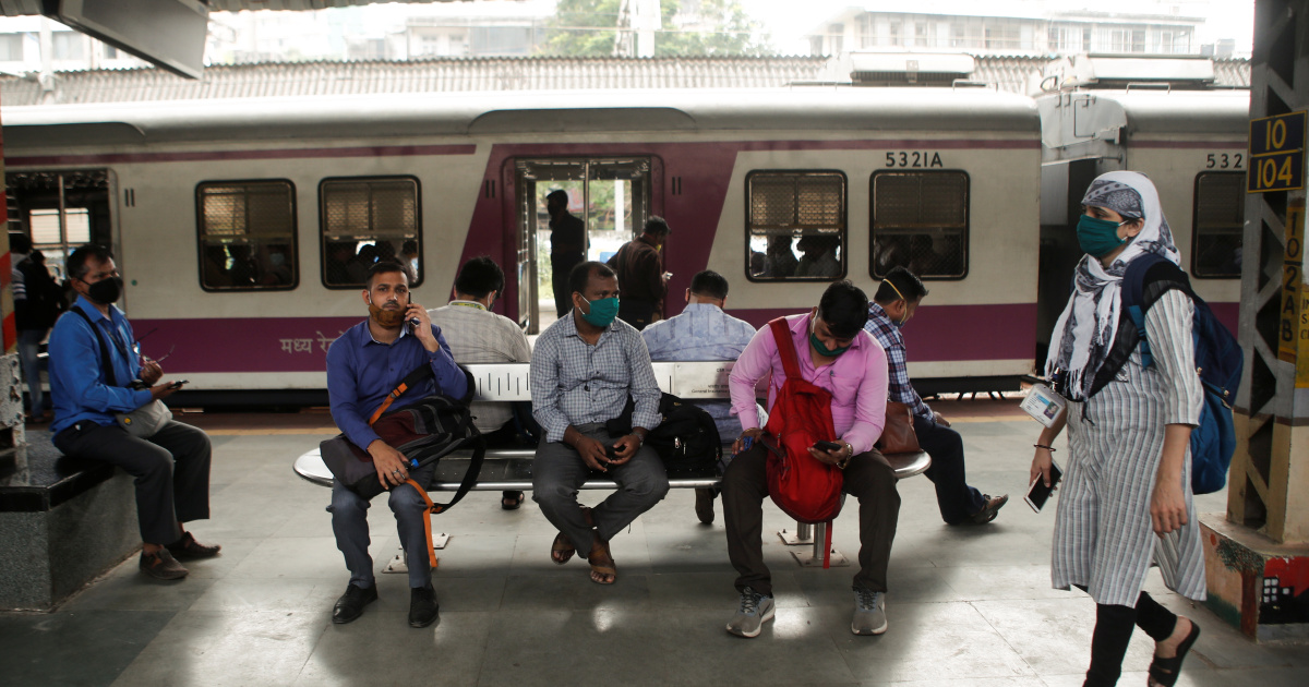 India's Mumbai faces widespread power outage, train services hit