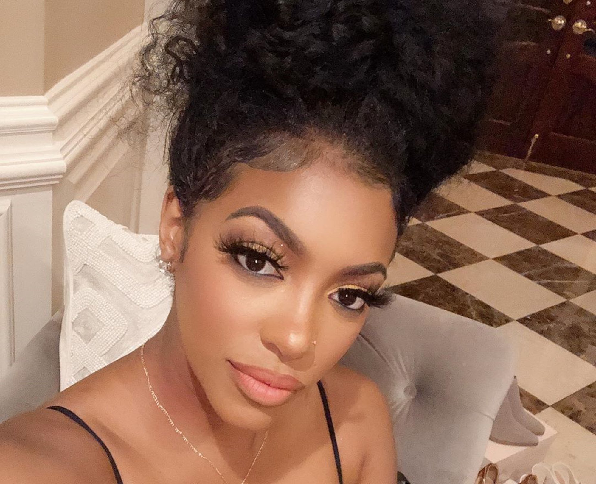 Porsha Williams Offers Her Gratitude To Fans – Check Out Her Video