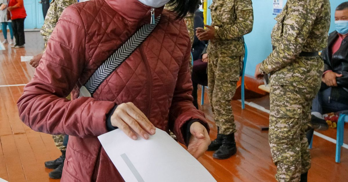 Kyrgyzstan goes to polls amid vote-buying allegations