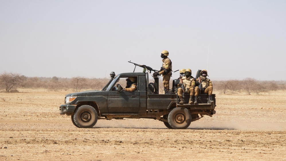 Surrounded by war, Burkinabe civilians have votes taken away