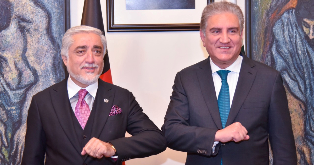 Abdullah made fragile gains for Afghan peace during Pakistan trip