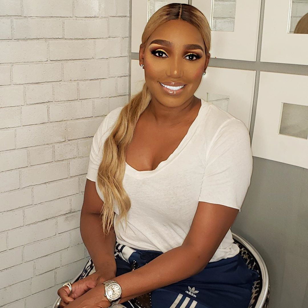 NeNe Leakes Is Turning Her Pain Into Pleasure – See Her Photo