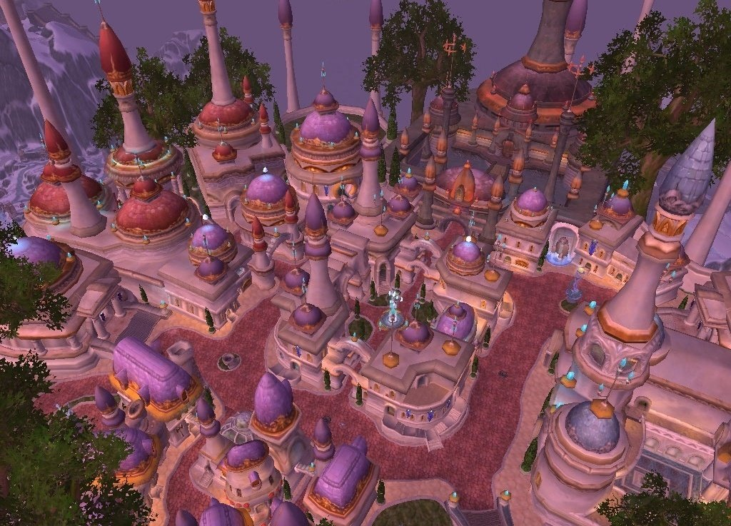 Class And Covenant Balance Sit Centerstage For World Of Warcaft: Shadowlands Developer Update