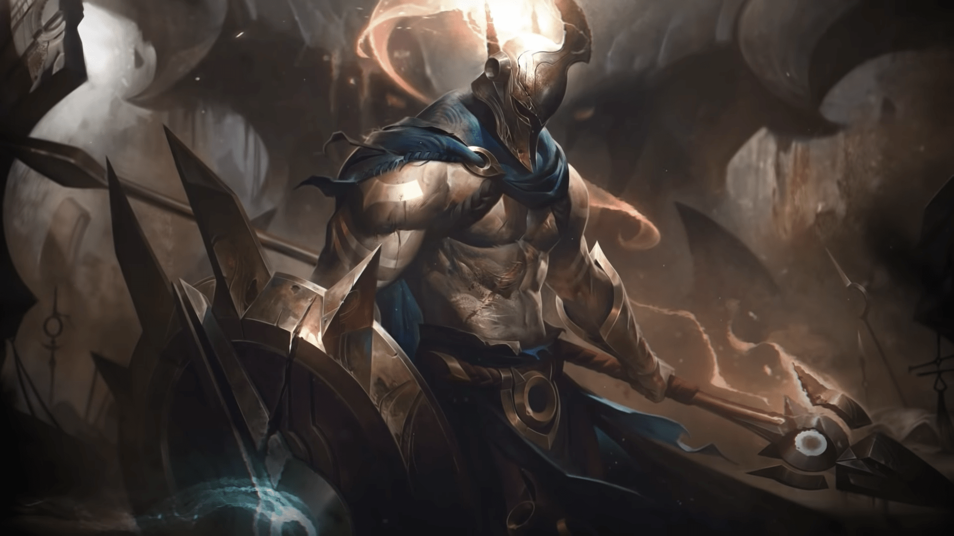 Riot Previewed All New Mythic Items Coming Into League Of Legends Preseason 2021 In Next Months