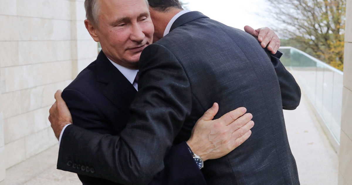 What has Russia gained from five years of fighting in Syria?